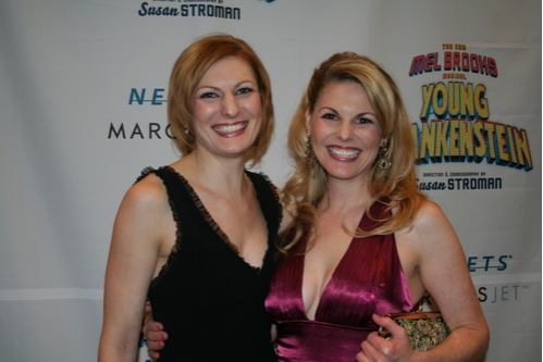 Becca Ayers and Heather Ayers (Ensemble)