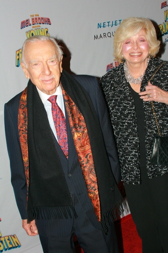 Walter and Betsy Cronkite