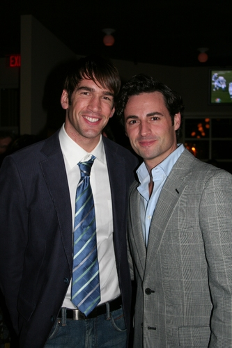Tommy Berklund and Max von Essen Photo