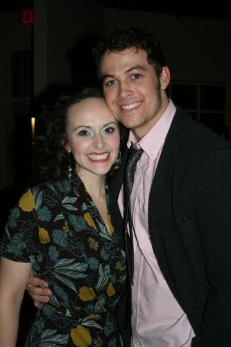 Julia Osborne and Patrick Cummings