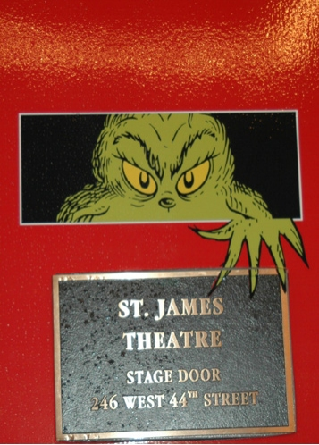 Photo coverage 39 the grinch 39 opening night for Marvin scenic doors cost