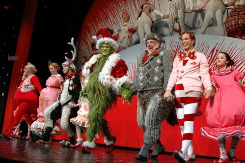 The Grinch: A (Long) Day in Whoville!