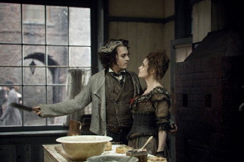 Sweeney Todd und Mrs Lovett
