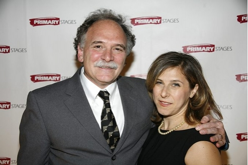 Willy Holtzman and Brooke Berman