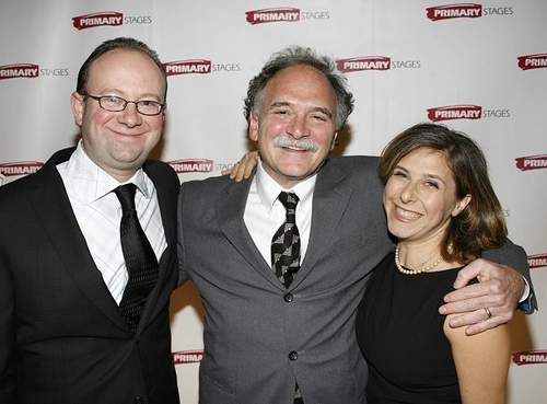 Andrew Leynse, Willy Holtzman and Brooke Berman