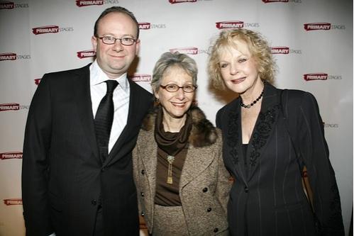 Andrew Leynse, Elysabeth Kleinhans and Penny Fuller