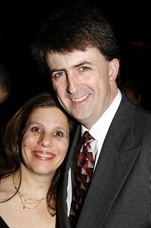 Stephanie Klapper and Steve Klapper Photo