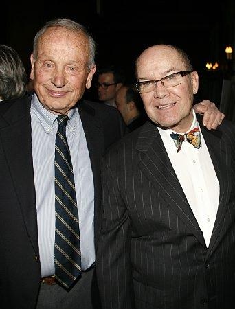 A.R. Gurney and Jack O'Brien Photo
