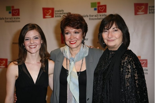 The cast of Girl's Room with Donna McKechnie