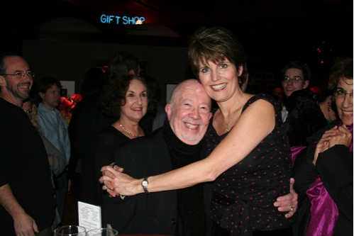 Jack Lee and Lucie Arnaz