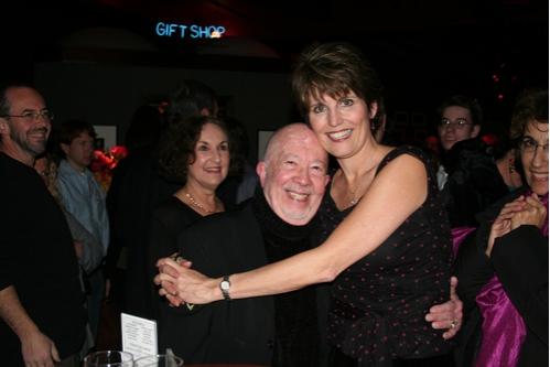 Jack Lee and Lucie Arnaz