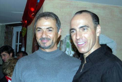 Paul Schoeffler and William Michals Photo