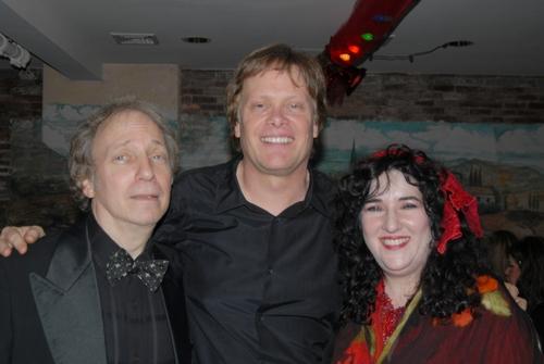 Scott Siegel, Dan Foster and Barbara Siegel