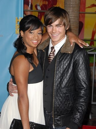 Zac efron dating monique coleman