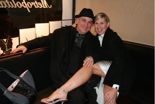 Ed Alstrom and Luba Mason