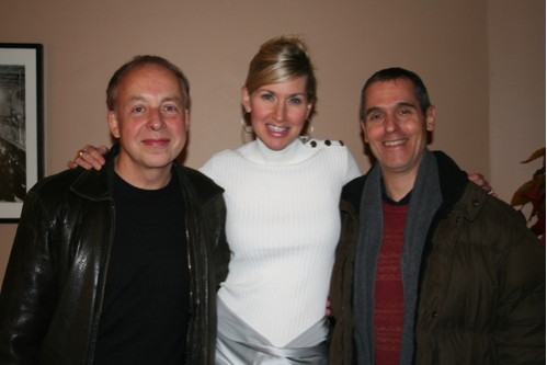 Jim David, Luba Mason and Dan Rosenbaum