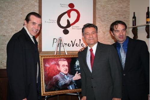 Chazzz Palminteri, Herb Wetson and Ilir Rizaj
