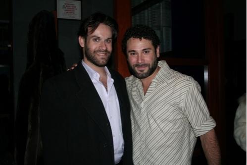 David Villella (Tenorio/Mule/Barber) and Richard Todd Adams