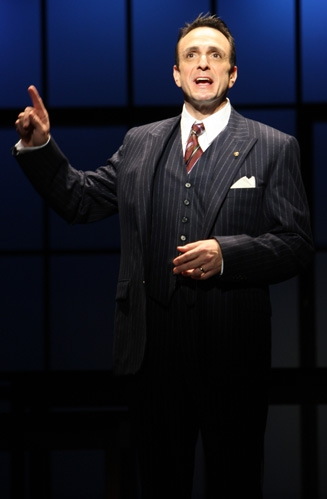 Hank Azaria as David Sarnoff
