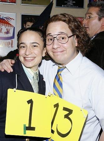 Sara Inbar and Jared Gertner