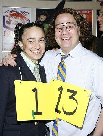 Sara Inbar and Jared Gertner Photo