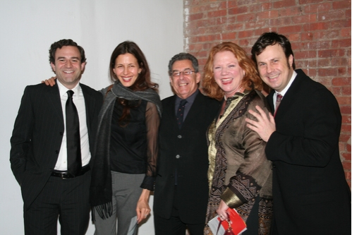 Matt Harris, Jessica Hecht, Nicolas Martin,