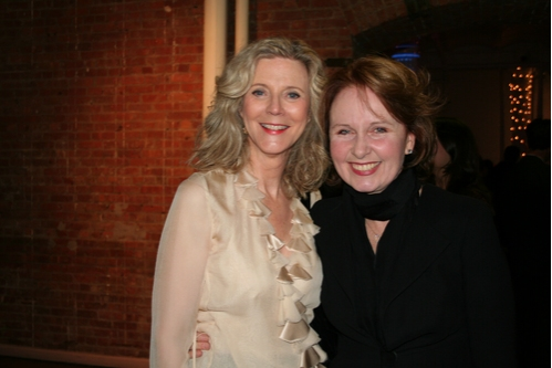 Blythe Danner and Photo