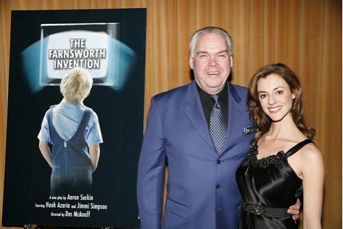 Michael Mulheren and Katharine Powell