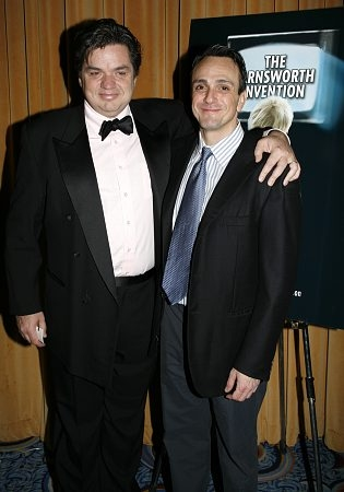 Oliver Platt and Hank Azaria
