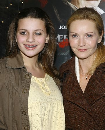 Sadie Friedman and Joan Allen Photo