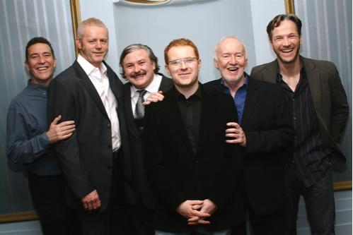 Ciaran Hinds, David Morse, Conleth Hill, Conor McPherson, Jim Norton and Sean Mahon