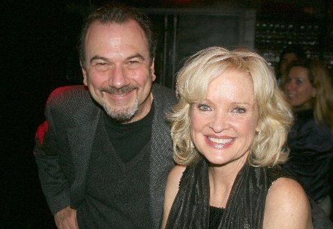 Russ Titleman and Christine Ebersole