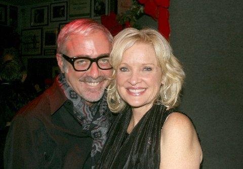 Scott Whittman and Christine Ebersole Photo