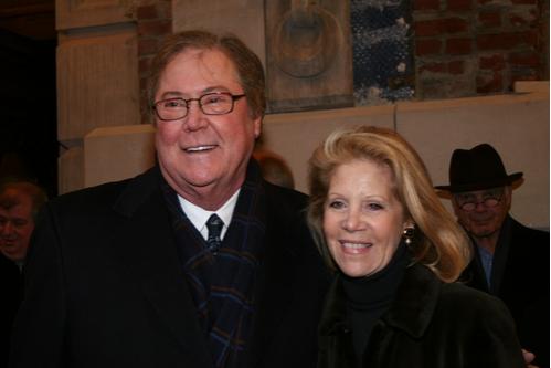 Bob Boyett and Daryl Roth