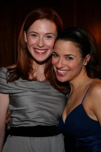 Bridget Regan and Jenn Gambatese