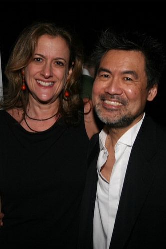 Mara Manus and David Henry Hwang