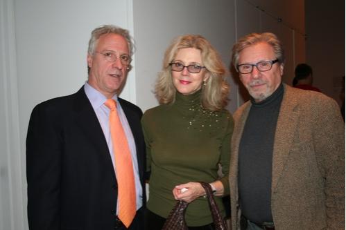 Robert LuPone, Blythe Danner and Robert Walden  Photo