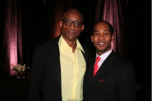 Host Tony Award-Winner Bill T. Jones and Producer Christopher Davis