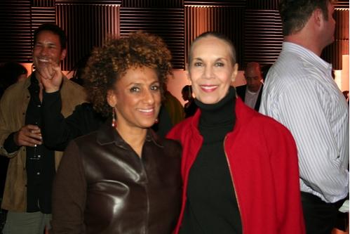 Sarita Allen and Carmen de Lavallade