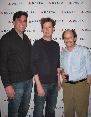 Michael Nichols, Dylan Baker and Ethan Phillips Photo
