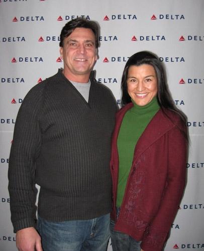 Michael Nichols and Kimberly Guerrero