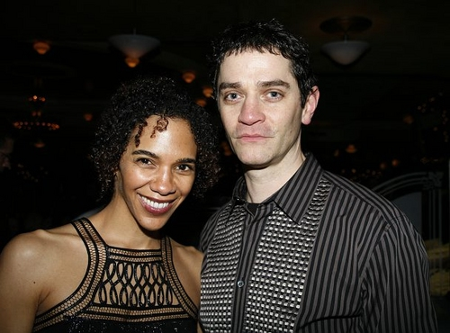 Martha Cunningham and James Frain