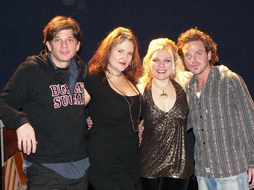 Jason DiMatteo, Shanna Sharp, Wendy Ho and Michael Herklots