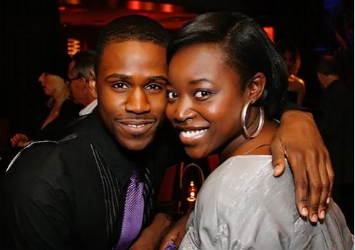 Sean Samuels and Adeola Adegbola