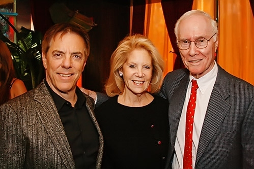 Dennis Riese, Daryl Roth, and Roger Berlind