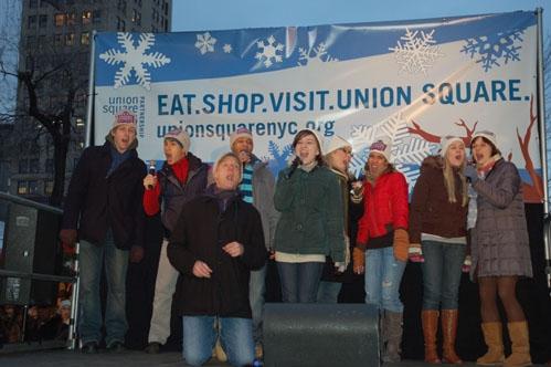 Photo Flash: 'Wanda's World' at Union Square