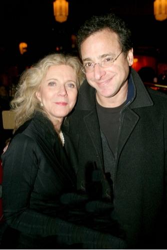 Blythe Danner and Bob Saget Photo