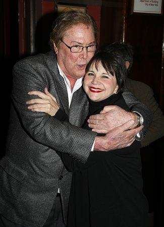 Bob Boyett and Cindy Williams