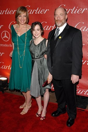 Allison Janney, Ellen Page and JK Simmons