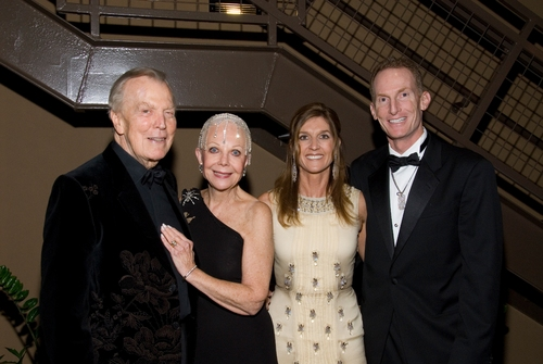 Don Breitenberg, JeAnne Jones, Debby Jacobs and Hal Jacobs